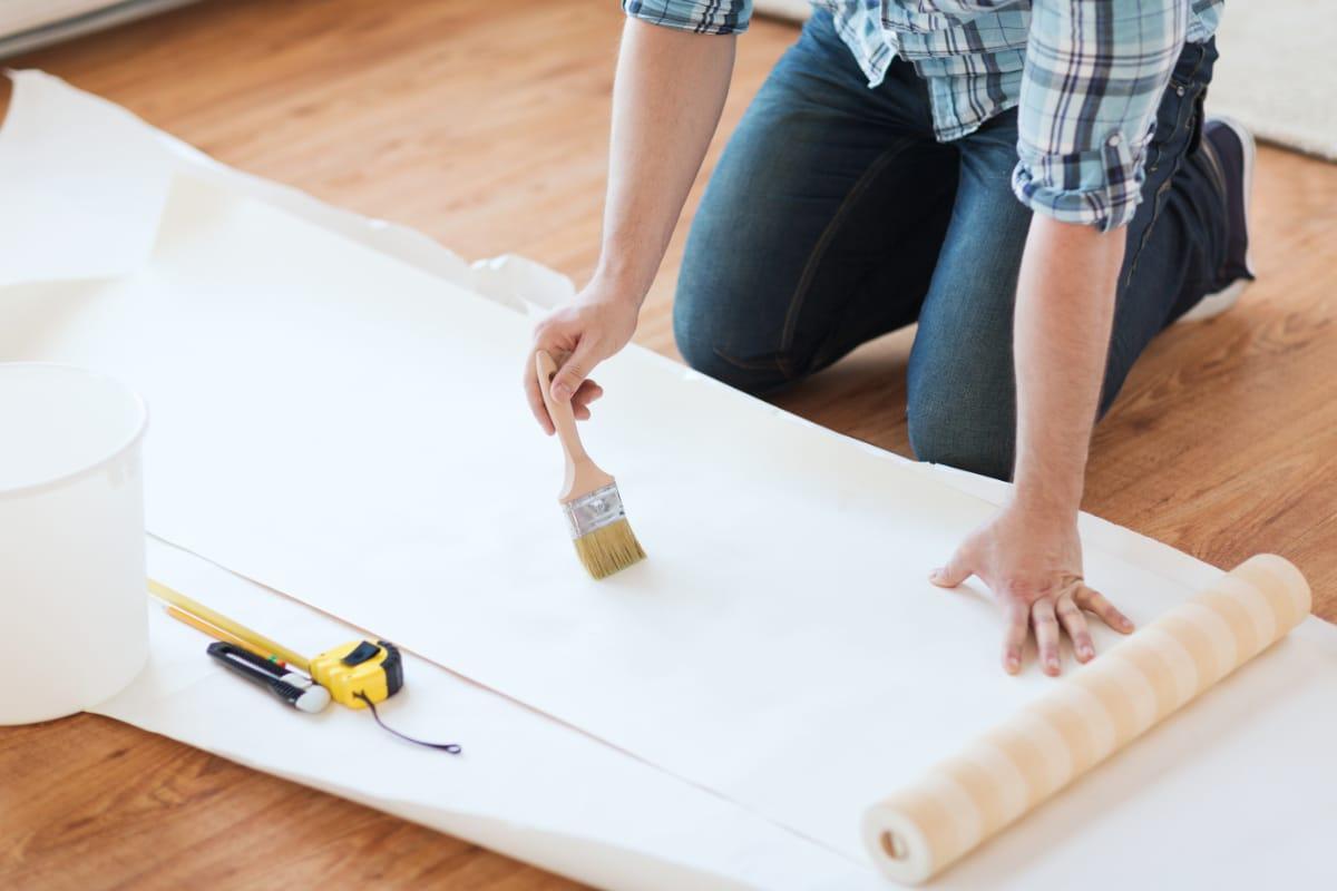 Simplex behang eigenschappen aandachtspunten prijs for Goedkoop glasvliesbehang